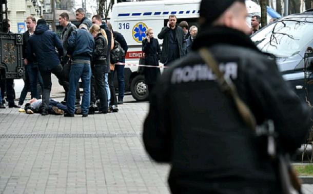 تصفية حسابات / اغتيال كولونيل بالمخابرات العسكرية الأوكرانية