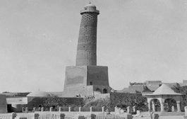 ما هم بأمة احمد / داعش تفجر جامع النوري و منارة الحدباء وهم من أقدم الآثار الإسلامية