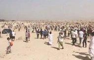 الطمع يجبر الآلاف على التوجه إلى الصحراء من أجل البحث على كنز غير موجود