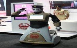 سابقة على مستوى العالم العربي والإسلامي دبي تدخل للخدمة أول رجل شرطة آلي