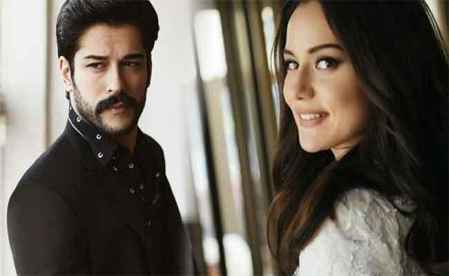 الثنائي بوراك أوزجفيت و فهرية افجين يدخلان القفص الذهبي في حفل أسطوري باسطنبول