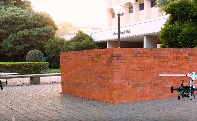 درون قادرة على الكشف عما خلف الجدران