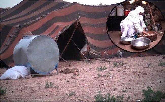 شهر رمضان عند سكان البدو الرحل بنكهة التآخي و التلاحم