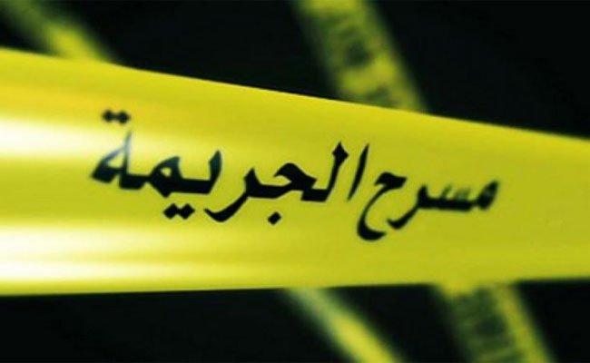 مرتكب جريمة قتل سيدة بالبويرة يبلغ من العمر 19 سنة و لم يكن سوى ابن أخ زوج الضحية و الدافع السرقة !
