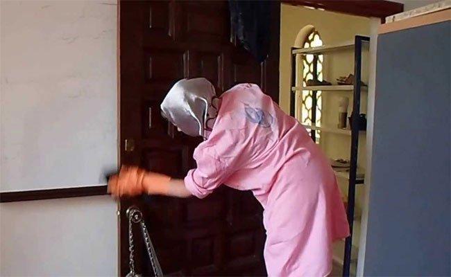 توقيف خادمة منزل سرقت 62 مليون سنتيم و مجوهرات من بيت مشغلها بالعاصمة