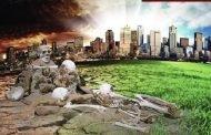 خلال الـ20 سنة المقبلة ربما سيكون انقراض جماعي للبشر