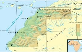بسبب الصراع بين المغرب جبهة البوليساريو المغرب يعتزم رسم حدوده الإقليمية البحرية