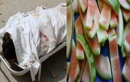 نزاع بسيط بسبب قشور الدلاع يؤدي  إلى قتل شخصين وجرح آخرين