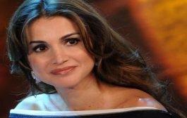الملكة رانيا الأردن كله حزين وغاضب