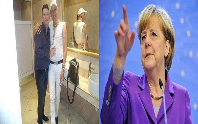 زعيمة ألمانيا أنجيلا ميركل ترفض التصويت على مشروع قانون زواج الشواذ