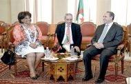 وزيرة الثقافة الأنغولية : الأنغوليين تعلموا من الشعب الجزائري البطل كيفية  القيام بالثورة