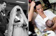عروس تشعل مواقع التواصل الإجتماعي