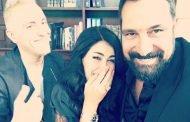 بعد مراد يلدريم.. جمانة مراد تقع في حب نجم الشاشة التركية بولنت اينال