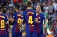 برشلونة يفوز على شابيكوينسي وديا