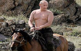 بوتين من يصبح الزعيم في هذا المجال سيصبح حاكم العالم