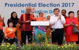 في سابقة هي الأولى في دول شرق أسيا سنغافورة ستحكمها امرأة