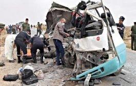حرب الطرقات خلال أسبوع مصرع 35 وإصابة 1605