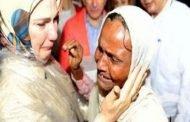 في بادرة أكثر من طيبة زوجة أردوغان تزور مسلمي الروهينعا