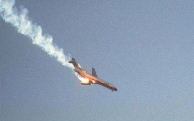 سقوط طائرة حربية أمريكية في سوريا وأسباب مجهولة