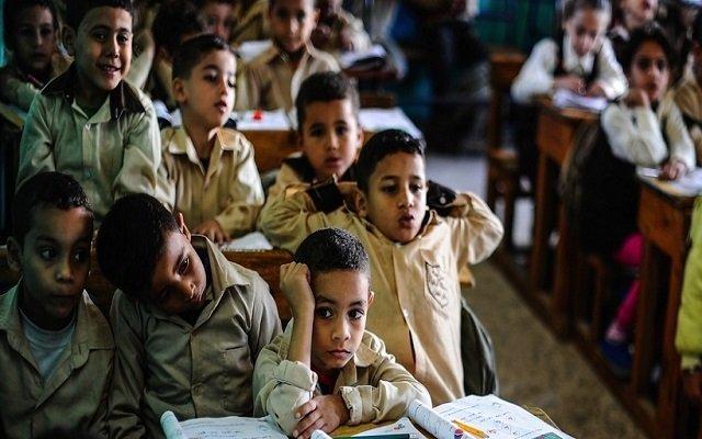 فضيحة الكتب المدرسية في مصر استبدال العلم الفلسطيني بالإسرائيلي