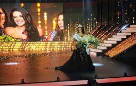 بيرلا حلو تنتزع لقب ملكة جمال لبنان للعام 2017