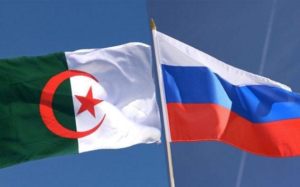 اللجنة المشتركة الجزائرية الروسية : راوية يلح على إرساء شراكة تشمل عدة قطاعات و تقوم على أسس متينة