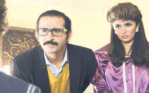 غادة عادل و أحمد حلمي يلتقيان من جديد في