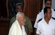 مرشد الاخوان المسلمين ينعي» سجين جميع العصور»