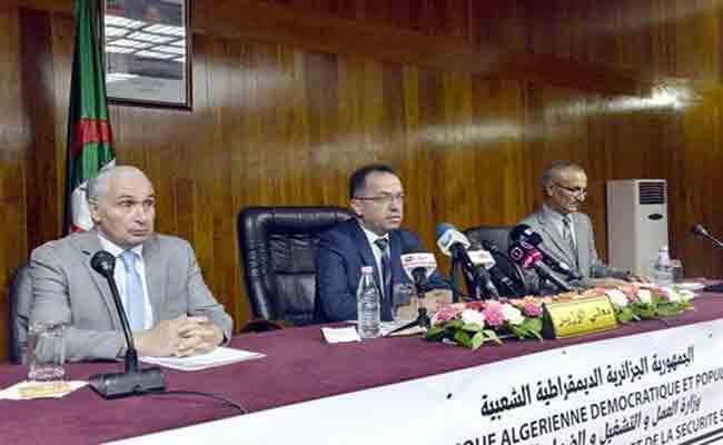 اجتماع اللجنة الوزارية المشتركة لمتابعة النزاعات الجماعية في العمل  يأتي