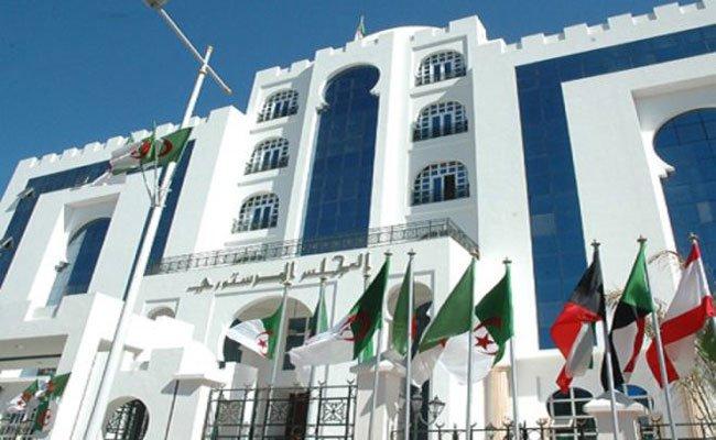 الموافقة على استضافة الجزائر للجمعية العامة الخامسة للمؤتمر العالمي للقضاء الدستوري 2020