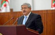 الوزير الأول أحمد أويحيى يستعرض مخطط عمل حكومته أمام نواب المجلس الشعبي الوطني في جلسنة علنية