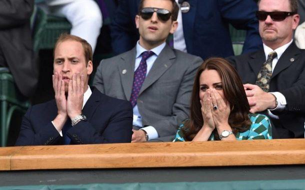 الأسرة المالكة ببريطانيا في موقفٍ محرج بسبب صراع زوجين في الشارع