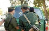 هذه هي حصيلة الجيش في محاربة الجريمة نهاية هذا الأسبوع