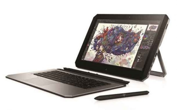 ZBook x2 : كمبيوتر لوحي بمواصفات كمبيوتر كتبي من HP