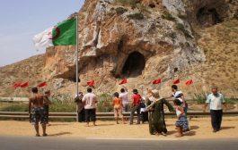 مناصرة افتحوا الحدود مع المغرب