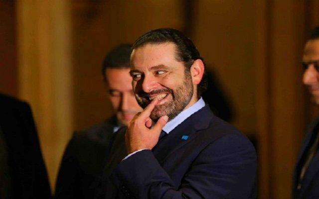 لبنان تتهم رسميا السعودية باحتجاز سعد الحريري وفرنسا تدخل على الخط