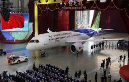التنين الصيني سيدخل عالم صناعة الطائرات المدنية