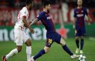 برشلونة يتعادل مع أولمبياكوس