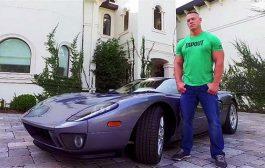 جون سينا  لم يفرح ببيع سيارته الخارقة بمبلغ كبير