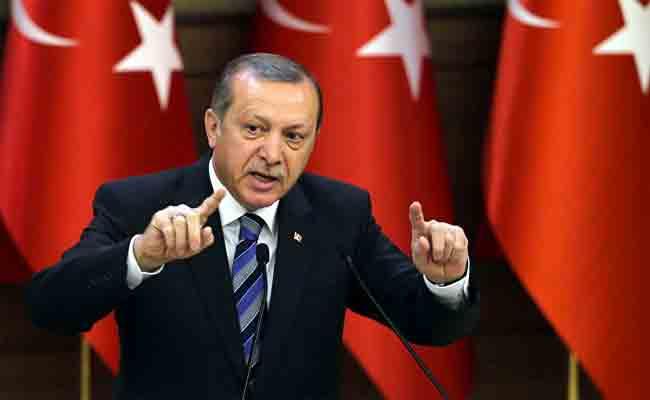 الرئيس التركي أردوغان :