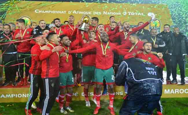 المغرب يتوج بكأس