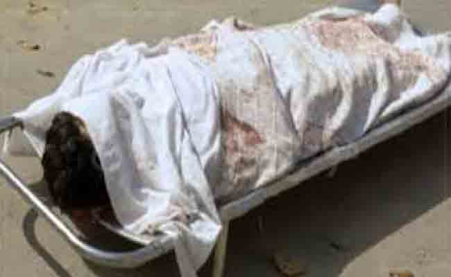 العثور على  جثة شاب من ذوي الاحتياجات الخاصة أب لطفلين مرمية تحت جسر بتلمسان