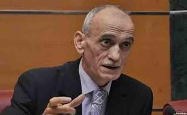 قرباج يعتزم تعيين رئيس لجنة الانضباط