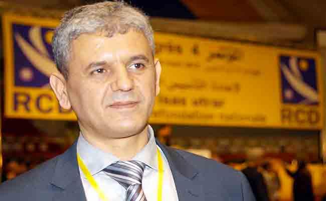 محسن بلعباس رئيسا لحزب  التجمع من أجل الثقافة و الديمقراطية لولاية ثانية