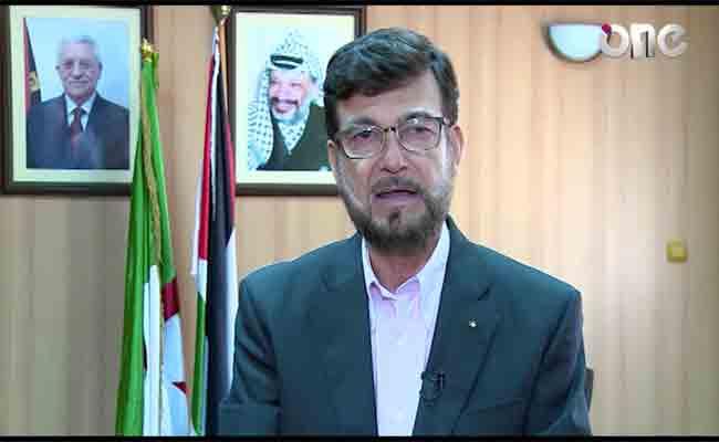 سفير فلسطين بالجزائر :