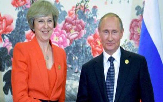 بريطانيا تطرد 23 دبلوماسيا روسيا