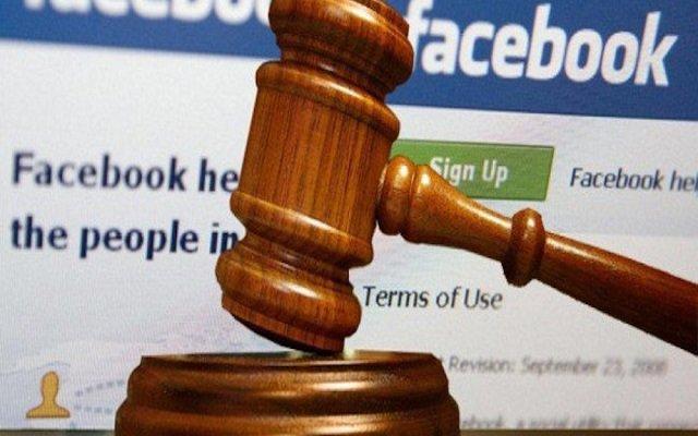 الحقوق الفكرية تجر فيسبوك إلى المتابعة القضائية
