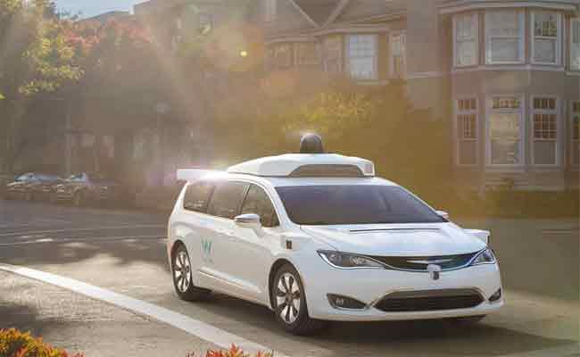 كاليفورنيا: اختبار السيارات المستقلة دون تواجد شخص مراقب بداخلها سيصبح مسموحا به