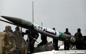 تبادل القصف بين حماس وإسرائيل