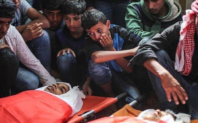 غضب ودعوات للثأر خلال تشييع 3 أطفال فلسطينيين قتلتهم إسرائيل